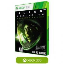 Alien: Isolation - Nostromo Edition para Xbox 360 - Sega
