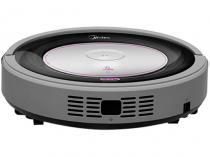 Aspirador de Pó Robô Midea 1500mAh com Filtro HEPA - Smart VRA81B