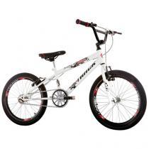 Bicicleta Infantil Aro 20 Track & Bikes Noxx - Branca Freio V-Brake