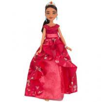 Boneca Disney Elena of AvalorVestido Real - com Acessórios Hasbro