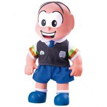Boneco Turma da Mônica Escolar Cebolinha - com Acessórios Sid-Nyl