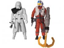 Bonecos Disney Star Wars The Force Awakens  - SW E7 Snap Wexley  Snowtrooper Officer Hasbro