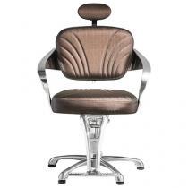 Cadeira para Salão de Beleza Hidráulica - Dompel Adelle Plus