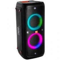 Caixa de Som Portátil Bluetooth JBL Party Box 300 - USB 120W
