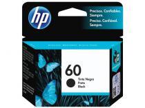 Cartucho de Tinta HP Preto 60 - Original