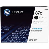 Cartucho de Tinta HP Preto - LaserJet Enterprise 87X