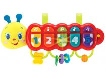 Centopeia Musical com Luzes Winfun - Yes Toys