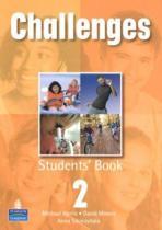 Challenges 2 - Students Book - Longman do brasil