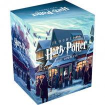 Coleção Harry Potter - 7 volumes -