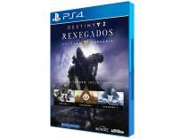 Destiny 2 Renegados para PS4 Activision - Coleção Lendária