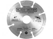 "Disco de Corte Diamantado 4"" Black&Decker - BD47401L"