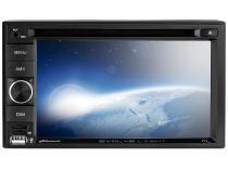 "DVD Automotivo Multilaser Evolve Light  - com Bluetooth LCD 6,2"" Touch 200W USB SD Auxilia"