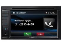 "DVD Automotivo Pósitron SP8520BT LCD 6,2""  - Touch Bluetooth 180W RMS USB SD Auxiliar Frontal"