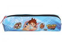 Estojo Escolar Yo-Kai Watch  - Zíper Soft DMW