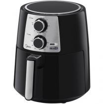 Fritadeira Elétrica sem Óleo/Air Fryer Midea FRB31 - Preto 3,5L com Timer