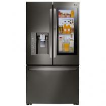 Geladeira/Refrigerador LG Frost Free - Side by Side Cinza 552L GR-X248LKZM.ASBFSBS