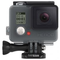 GoPro Hero Plus À prova de Água 8MP - Wi-Fi Bluetooth