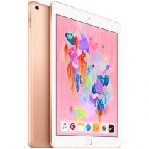 "iPad 6 Apple 4G 128GB Dourado Tela 9.7"" - Retina Proc. Chip A10 Câm. 8MP + Frontal iOS 11"