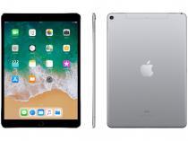 "iPad Pro Apple 4G 64GB Cinza Espacial Tela 10,5"" - Retina Proc. Chip A10X Câm. 12MP + Frontal iOS 11"