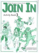 Join in 3 Activity Book - Cambridge do brasil