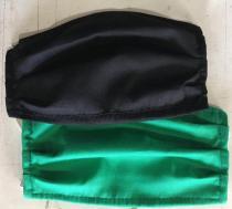 Kit 2 Máscaras Lavável Não Descartável De Tecido Com Elástico - Al Pina