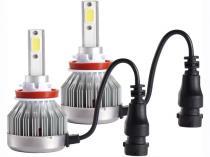 Lâmpada Super LED H8 Multilaser AU836 - 2 Lâmpadas