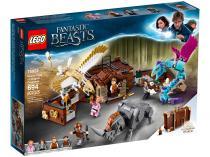 LEGO Animais Fantásticos - Mala de Criaturas Mágicas de Newt 694 Peças 75952
