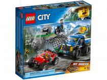 LEGO City Perseguição em Terreno Acidentado - 297 Peças 60172