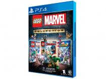 LEGO Marvel Collection para PS4 - TT Games