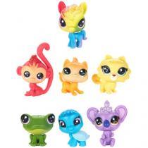 Littlelest Pet Shop Amigos Arco-Íris - Hasbro