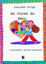 Livro - AS CORES DO AMOR -
