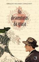 Livro - As desventuras da graça -
