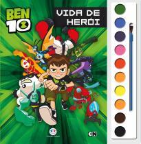 Livro - Ben 10 - Vida de herói -