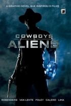 Livro - Cowboys & Aliens (Graphic Novel) -