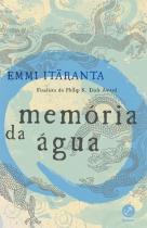 Livro - Memória da água -