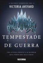 Livro - Tempestade de guerra -