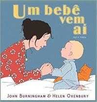 Livro - Um bebê vem aí -