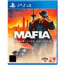 Mafia Definitive Edition para PS4 Hangar 13 -