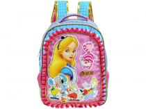 Mochila Escolar Tam. M Xeryus - Alice Wonder Friends