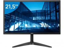 "Monitor para PC Full HD AOC LED Widescreen 21,5"" - B1 22B1H"