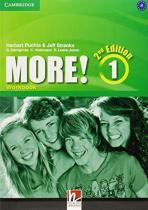 More! Level 1 Workbook - Cambridge do brasil