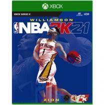 NBA2K21 para Xbox Series X 2K -