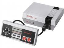 NES Classic Edition Nintendo - 1 Controle com 30 Jogos Inclusos
