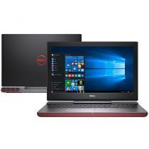 "Notebook Gamer Dell Inspiron i15-7567-A30P Intel - Core i7 16GB 1TB LED 15,6"" GeForce GTX 1050 Ti 4GB"