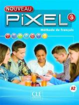 Pixel Nouveau Niveau 3 A2 - Livre de lEleve - Cle international fr