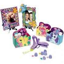 Play-Doh - Doh Vinci Hasbro - My Little Pony the Movie - Kit Tesouro da Amizade