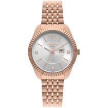 Relógio Feminino Technos Analógico Riviera - 2015CCW/4K Rosé