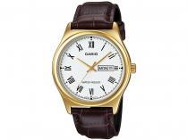 Relógio Masculino Casio Analógico - MTPV006GL7BUDF