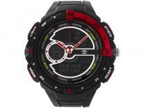 Relógio Unissex Umbro Anadigi - UMB-060-1 Preta