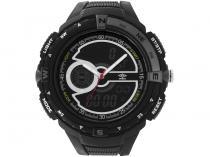 Relógio Unissex Umbro Anadigi - UMB-060-2 Preta